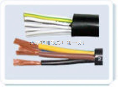 A级阻燃电源通信软电缆ZA-RVV