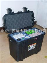 M350308便携式烟气烟尘分析仪(中西牌) 型号:ZX-3000(烟尘+O2+H2S)库号:M350308