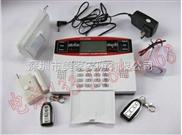家用无线防盗报警器适用于工厂别墅等防盗的108路报警主机