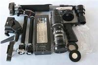 新型紫外图像观察照相系统