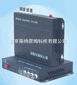4路PCM电话光端机加1路音频