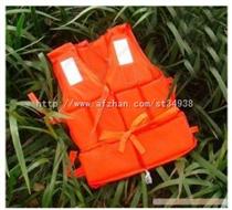 橙色防汛抢险救生衣