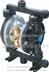 QBY不锈钢四氟气动隔膜泵