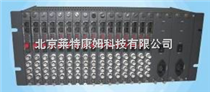 莱 特 康 姆 机 笼 标 准 19 英 寸,高 度 4U、16 槽,双 电 源