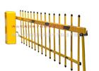单层栏栅道闸-小区电动栏杆机-二排栏杆智能自动道闸