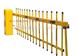 NGM-DZ013-二杆栏栅电动栏杆机-小区门禁道闸系统-单层栅栏自动道闸