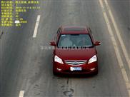 嵌入式高清雷達測速抓拍系統