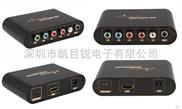 YPbPr轉HDMI高清視頻轉換器-YPbPr轉HDMI高清視頻轉換器