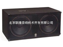 專業音箱YAMAHA SW218V產品特點
