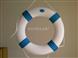 救生圈-彩色藍白救生圈