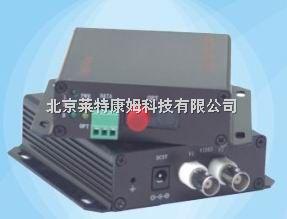 2路 数字视频光端机+1路 正向485数据单模 单纤80km 北京市