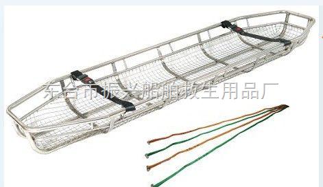 不锈钢篮式担架,急救担架,直升飞机吊篮担架