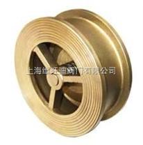 H71W对夹升降式止回阀,上海止回阀|上海阀门|止回阀生产厂家