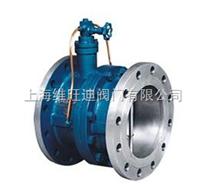 HH49X 微阻缓闭蝶式止回阀,上海止回阀|上海阀门|止回阀生产厂家