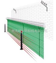 智能型远距离红外线幕墙在*的应用