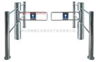 NGM-B007不锈钢护栏摆闸,商场入口安全通道圆柱围栏摆闸,感应自动闸门