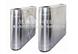 NGM-Y012-橢圓形翼閘門,高檔翼閘生產批發價格,樂從伸縮自動智能擋閘