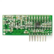 超再生接收模块,PT2272解码