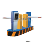 NGM-2-02停车场收费道闸系统,含LED显示屏停车管理系统,高速公路收费系统