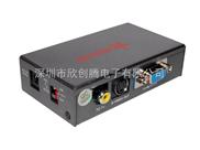 便携式VGA转AV视频信号转换器
