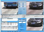 供应纯车牌自动识别停车收费系统