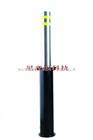NGM-SJ114/600H可回收式护柱、¢114不锈钢手动升降路桩、广场升降杆路障