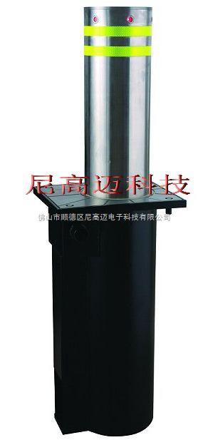 气压式升降护柱,全自动安全防撞路障,升降阻车地柱控制方式
