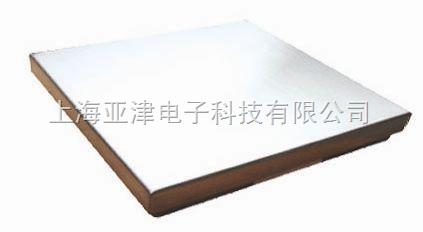 福建省不锈钢电子地磅防水电子地磅秤直销