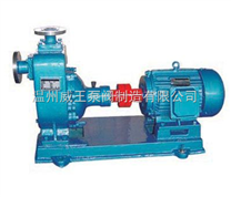 耐腐蚀泵 铸铁zx型自吸清水泵