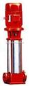 XBD-I管道式多级消防稳压泵,消防喷淋泵,高扬程大流量消防泵