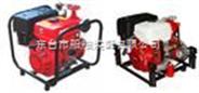 江陰手抬式機動消防泵