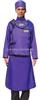 X射线防护服(长袖双面分体套裙重叠卡扣型)(0.5mmPb)