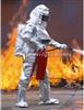 白色消防隔热服